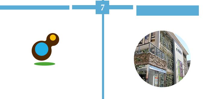 7 株式会社OKUTA 新ロゴ8マーク発表 OKUTA Familyビル内に、LOHAS studio完成、不動産事業部を設立